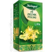 Herbata HERBAPOL lipa (20T)