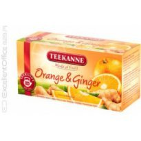 Herbata owocowa TEEKANNE Orange & Ginger (20T)