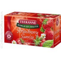Herbata owocowa TEEKANNE Strawberry Sunrise (20T)