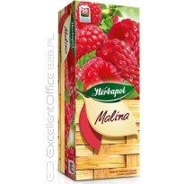 Herbata HERBAPOL malina (20T)