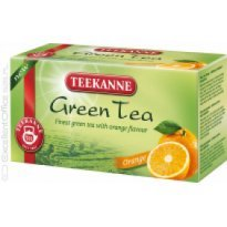 Herbata TEEKANNE Green Tea Orange (20T)