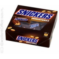 Baton SNICKERS Miniatures 260g