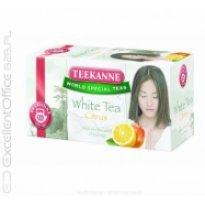 Herbata biała TEEKANNE White Tea Citrus (20T)