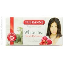 Herbata biała TEEKANNE White Red Berries (20T)