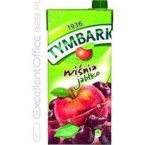 Napój Tymbark 1L Jabłko-wiśnia