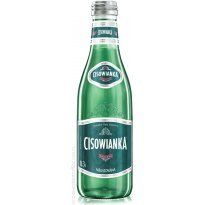 Woda Cisowianka Classique 0,3l niegazowana (24szt) szklana butelka