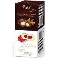 Migdały i żurawina w czekoladzie BAKAL SWEET dla dwojga 100g