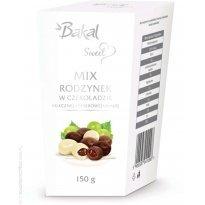 Mieszanka rodzynków w czekoladzie BAKAL SWEET 150g