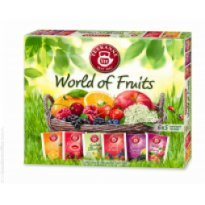Herbata owocowa TEEKANNE World Of Fruits Collection (6x5kopert)