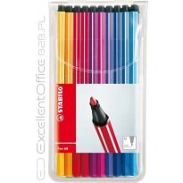 Flamastry STABILO Pen 68 kpl. 20 kolorów