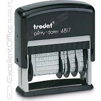 Datownik TRODAT 4817 POL 12 haseł