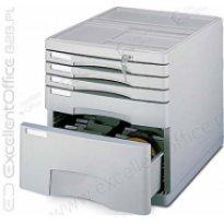 Szafka na dokumenty EAGLE 5 szufladowa z pojemnikiem na CD 9346L/3