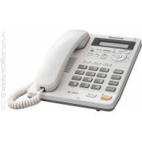 Telefon przewodowy PANASONIC KX-TS620PDW