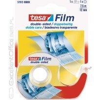 Taśma dwustronna TESA tesafilm® 12mm x 7.5m + dyspenser