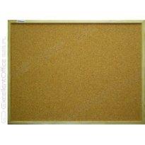 Tablica korkowa Vittoria w ramie drewnianej ECONOMY 50x80cm