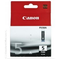 Głowica CANON PGI-5B Black 360 str.