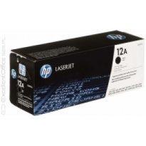 Toner HP Q2612A No.12A Black 2k