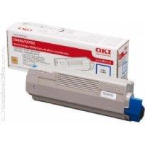 Toner OKI 43865723 Cyan (C5850/C5950)  6K