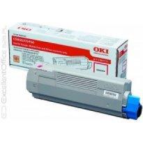 Toner OKI 43865722 Magenta (C5850/C5950)  6K