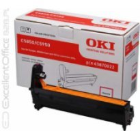 Bęben do OKI 43870022 Magenta  (C5850/C5950) 20K
