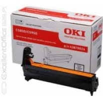Bęben do OKI C5850/C5950 Black 20K